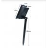 TIRA LED RGB CON PANEL SOLAR  2V 0.7W  IP 65
