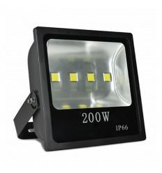 FOCO EXTERIOR  200 w  6000k  IP 66